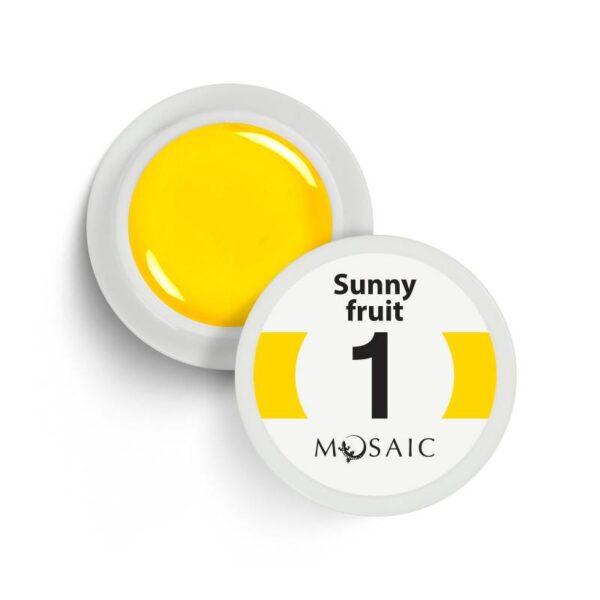 01 Sunny Fruit