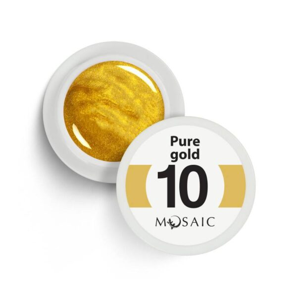 10 Pure Gold