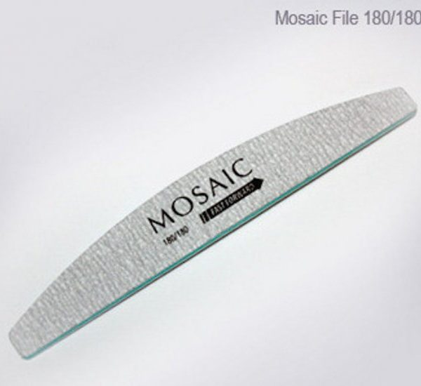 Mosaic File 180/180 Package 10