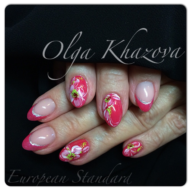 122 Nail Art Designs That You Won T Find On Google Images: Nail Studio By Olga Khazova