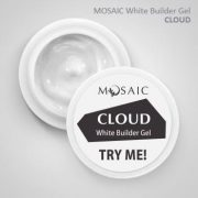 Mosaic White Builder Gel CLOUD