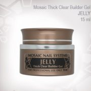 Mosaic Jelly Thick Clear Builder Gel
