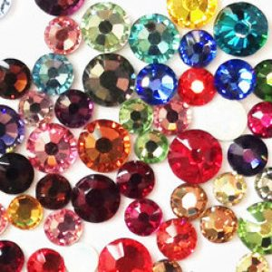 Swarovski and Preciosa Crystals