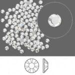 Swarovski Crystal Clear ss7