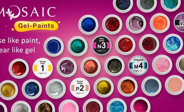 Mosaic Gel Paints Buy 10 Get 1 FREE