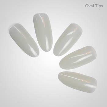 Oval Tips