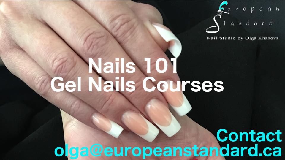 European Standard – Nail Studio by Olga Khazova – Gel Nail Supplies ...
