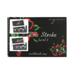 One Stroke book and 2 sets