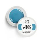 P16 Teal Blue
