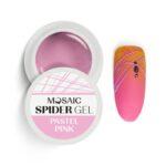 Pastel Pink Spider Gel
