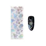 Art Foil Holo Flower 02-03