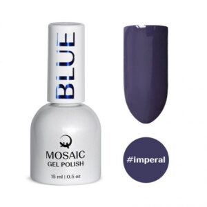 Mosaic Blue Gel Polish Collection