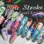 One Stroke Online Nail Art Class